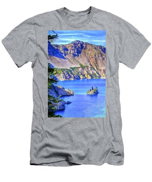 Phantom Ship Island Men's T-Shirt (Athletic Fit)