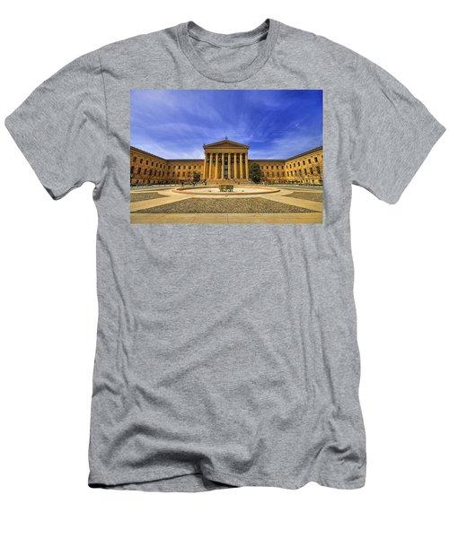 Philadelphia Art Museum Men's T-Shirt (Athletic Fit)