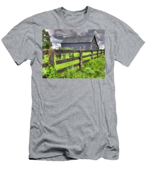 Phillip's Barn #4 Men's T-Shirt (Athletic Fit)