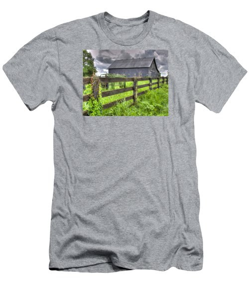 Phillip's Barn #4 Men's T-Shirt (Athletic Fit)
