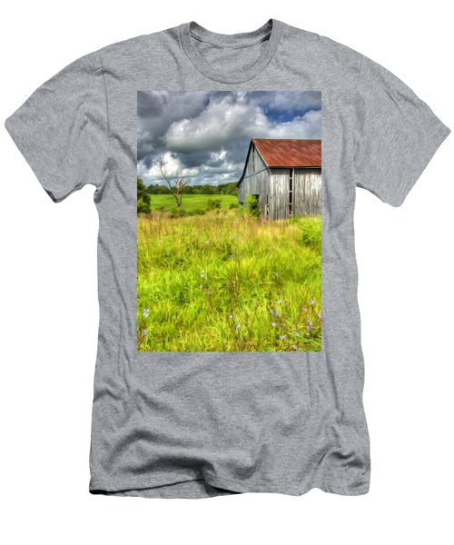 Phillip's Barn Men's T-Shirt (Athletic Fit)
