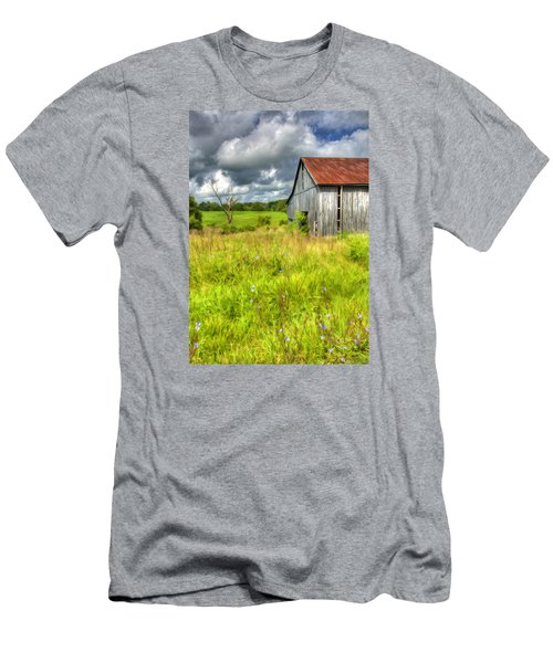 Phillip's Barn Men's T-Shirt (Athletic Fit)