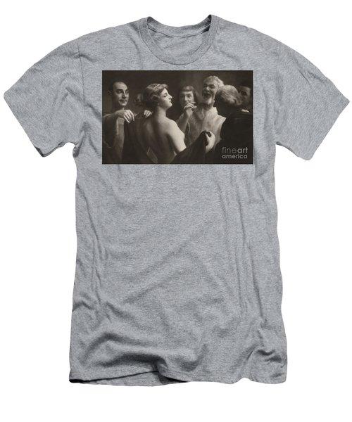 Phryne Men's T-Shirt (Athletic Fit)