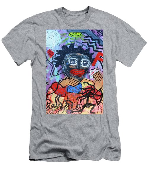 Pickaninny Tears Men's T-Shirt (Athletic Fit)