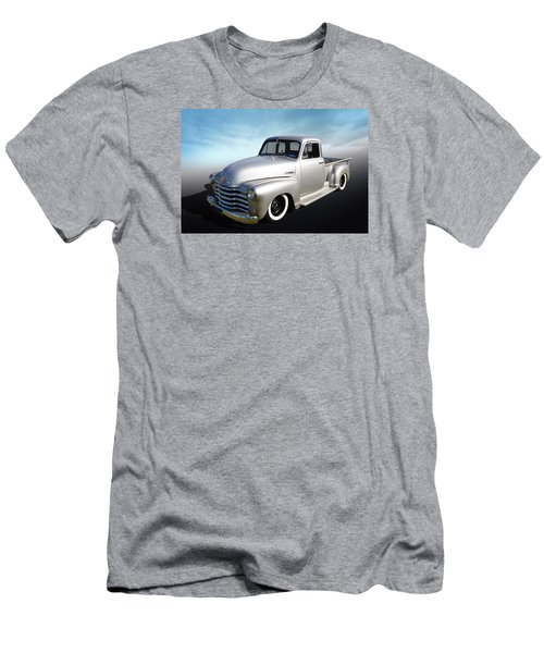Men's T-Shirt (Slim Fit) featuring the photograph Pickup Truck by Keith Hawley