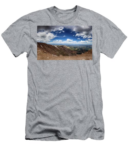 Pikes Peak Storm Men's T-Shirt (Athletic Fit)