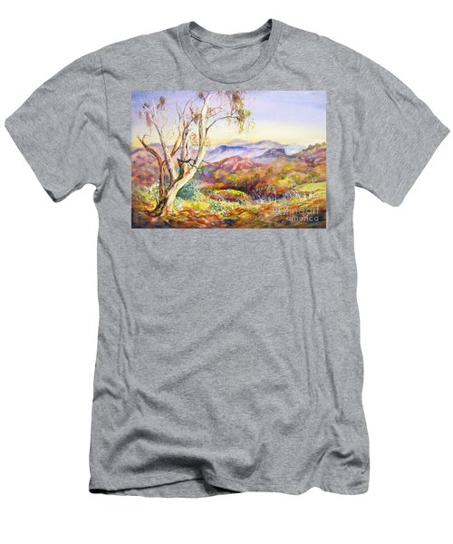 Pilbara, Hamersley Range, Western Australia. Men's T-Shirt (Athletic Fit)