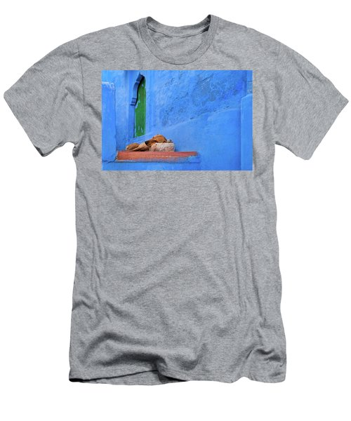 Pillow Men's T-Shirt (Athletic Fit)