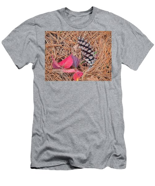 Pine Cone  Men's T-Shirt (Athletic Fit)
