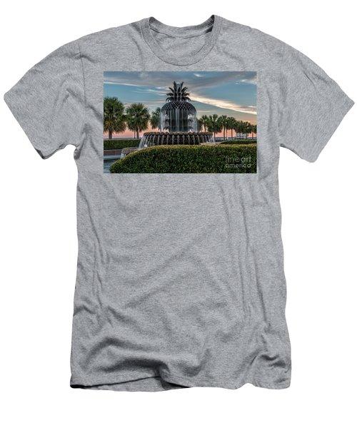 Pineapple Suprise Men's T-Shirt (Athletic Fit)