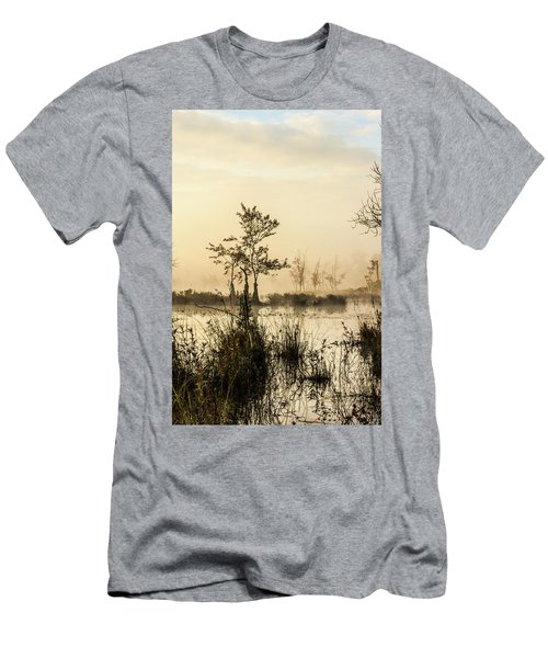 Pinelands - Mullica River Men's T-Shirt (Athletic Fit)