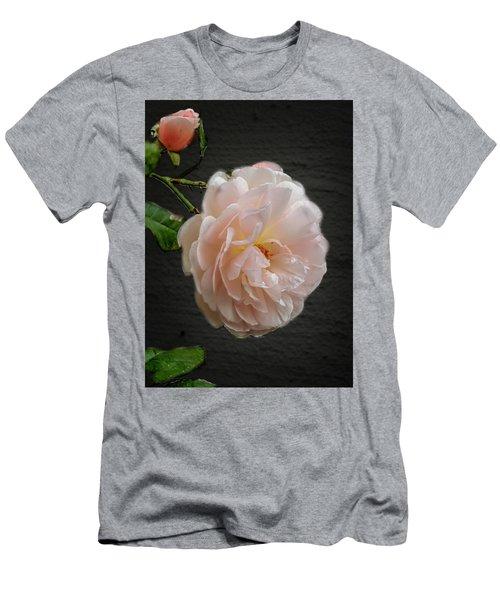Pink A8 Men's T-Shirt (Slim Fit)