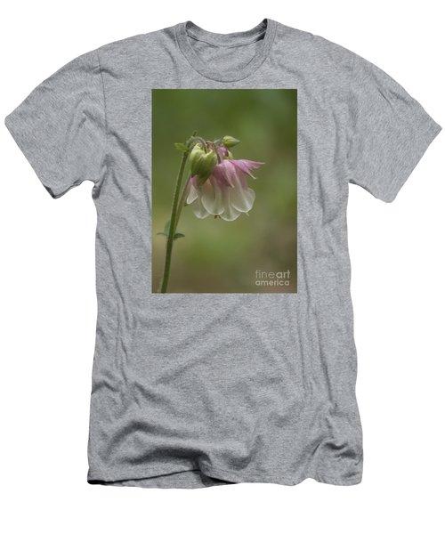 Pink Columbine 2015 Men's T-Shirt (Athletic Fit)