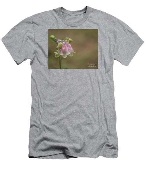Pink Columbine II 2015 Men's T-Shirt (Athletic Fit)