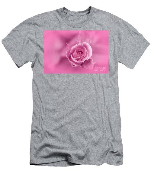 Pink Dream Men's T-Shirt (Athletic Fit)