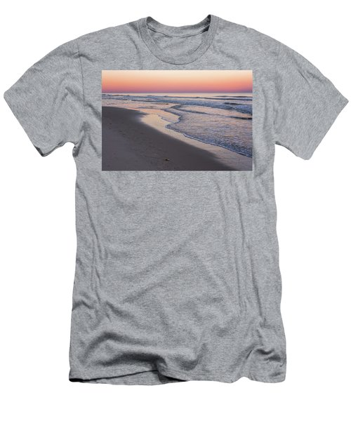 Pink Glow Seaside New Jersey 2017 Men's T-Shirt (Athletic Fit)