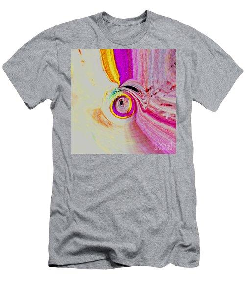 Pink Paradise Men's T-Shirt (Athletic Fit)