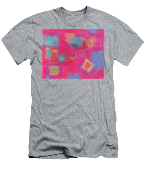 Pink Play Men's T-Shirt (Athletic Fit)