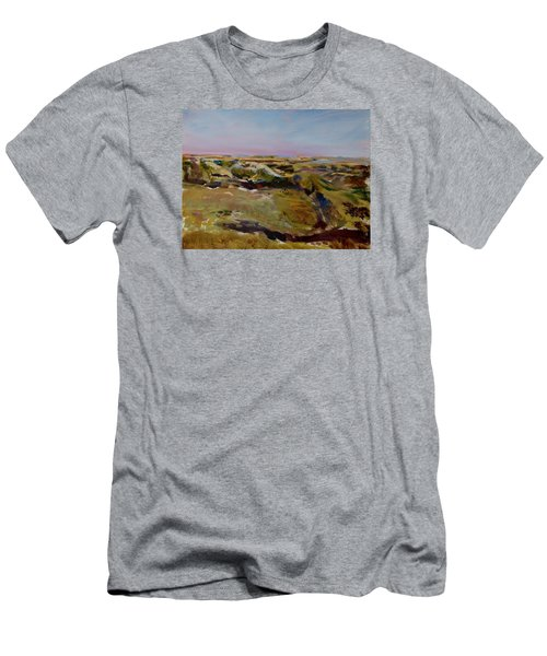 Coulee Evening Men's T-Shirt (Slim Fit) by Helen Campbell