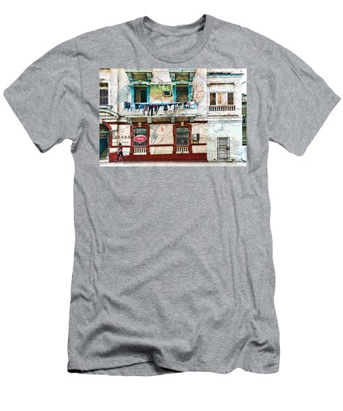 Plano De La Habana Men's T-Shirt (Athletic Fit)