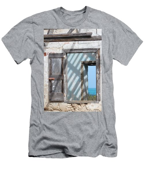Plantation Quarters Men's T-Shirt (Slim Fit) by Jewels Blake Hamrick