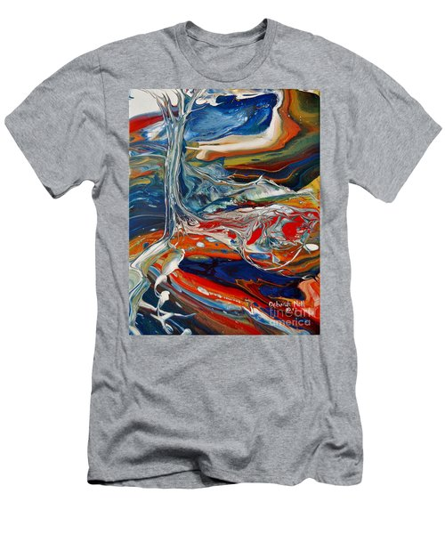 Planted By The Waters Men's T-Shirt (Athletic Fit)