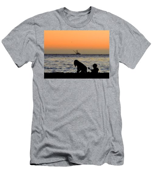 Playful Time Men's T-Shirt (Athletic Fit)