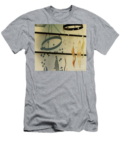 Playing With Shadows And Sunlight Lets Dance -loganville Georgia Men's T-Shirt (Athletic Fit)