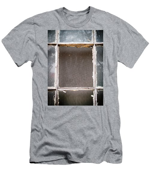 Please Let Me Out... Men's T-Shirt (Slim Fit) by Charles Hite