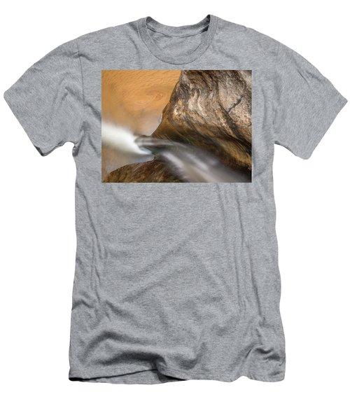 Pleasurable Contemplation Men's T-Shirt (Slim Fit) by Dustin LeFevre