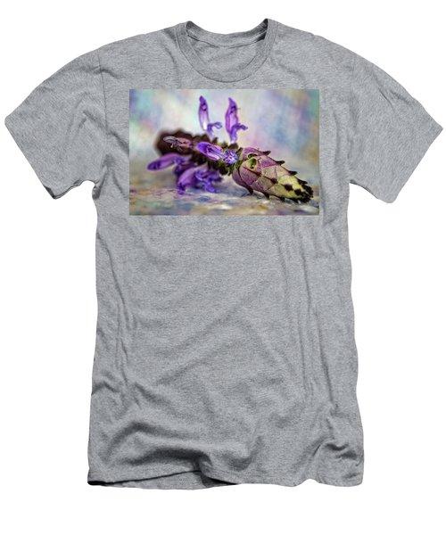 Plectranthus On Show Men's T-Shirt (Athletic Fit)