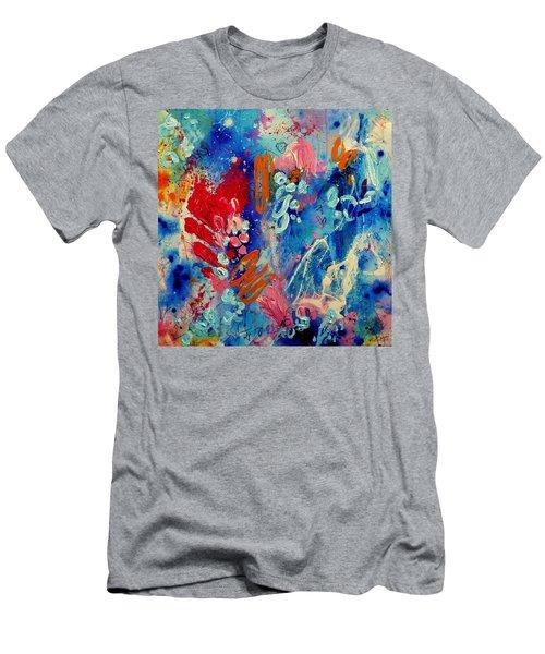 Pocket Full Of Horses 4 Men's T-Shirt (Athletic Fit)