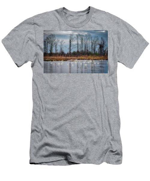 Pocosin Lakes Nwr Men's T-Shirt (Slim Fit)
