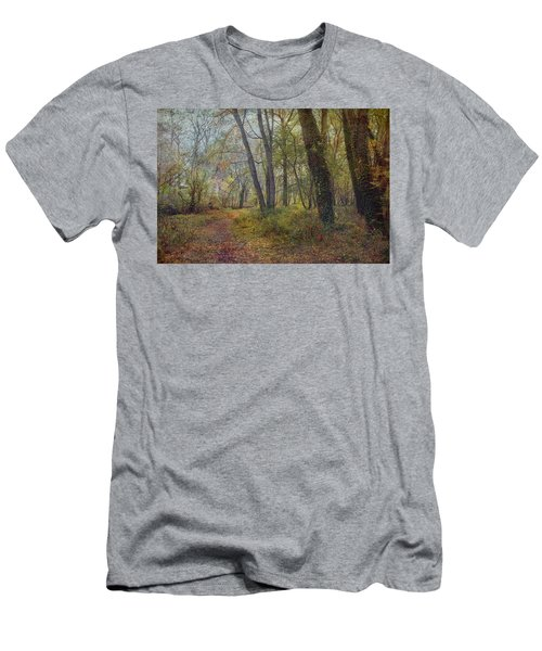 Poetic Season Men's T-Shirt (Athletic Fit)