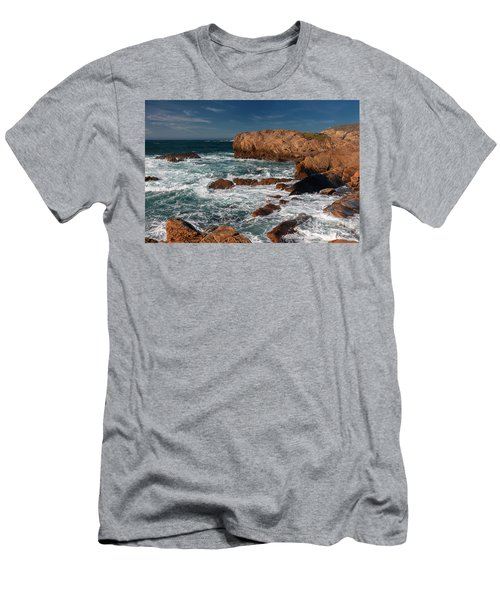 Point Lobos 1 Men's T-Shirt (Athletic Fit)
