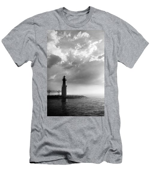 Point Of Inspiration Men's T-Shirt (Athletic Fit)