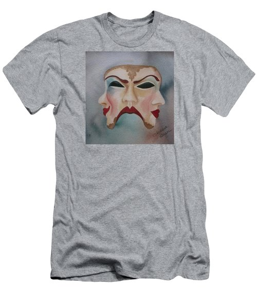 Poison And Wine Men's T-Shirt (Athletic Fit)
