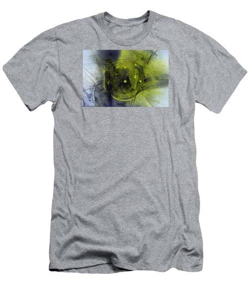 Politics Of Knowledge Men's T-Shirt (Athletic Fit)