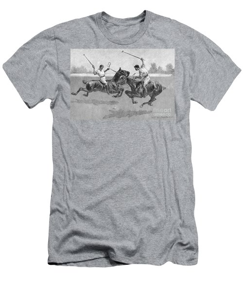 Polo Players Men's T-Shirt (Athletic Fit)