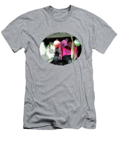 Poncho Porch Men's T-Shirt (Athletic Fit)