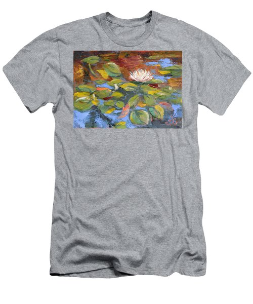Pond Play Men's T-Shirt (Athletic Fit)