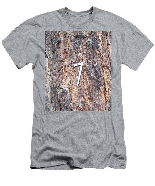 Ponderosa Men's T-Shirt (Slim Fit) by Pamela Walrath