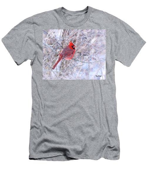 Pop Of Color Men's T-Shirt (Athletic Fit)