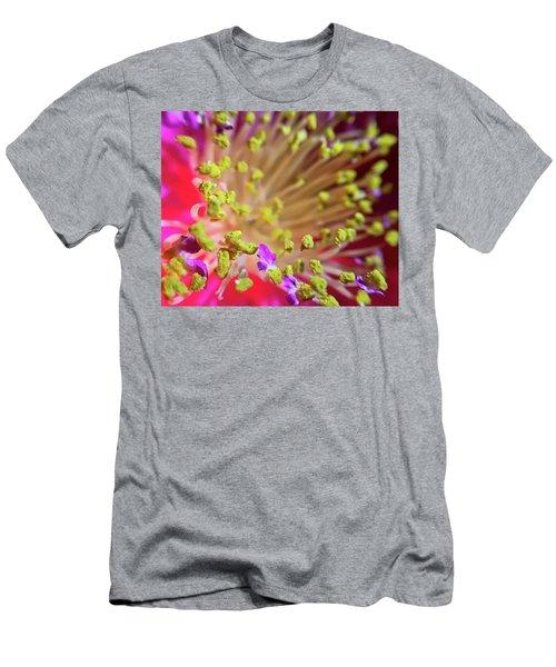 Popcorn Men's T-Shirt (Athletic Fit)