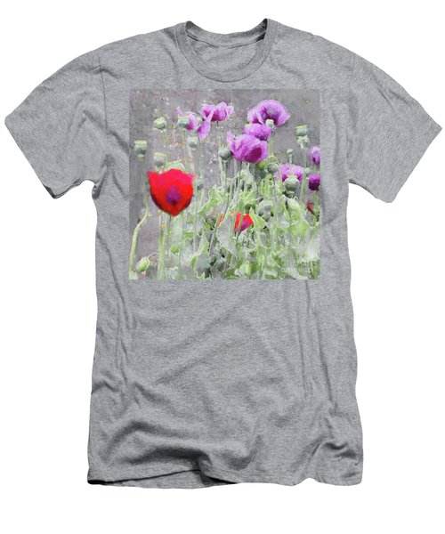 Poppies, 2018 Men's T-Shirt (Athletic Fit)