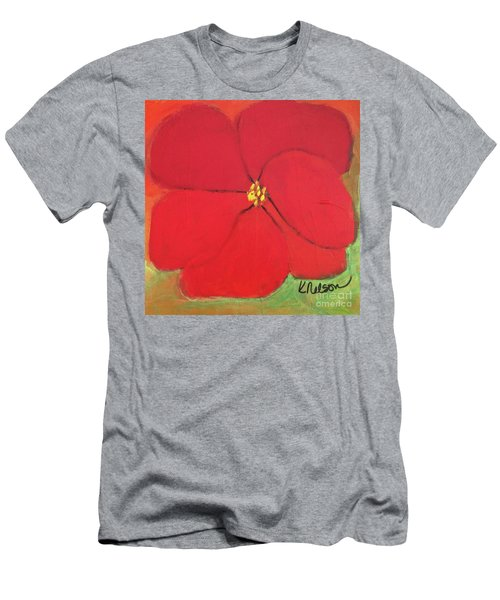 Poppy 2 Men's T-Shirt (Athletic Fit)