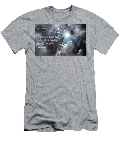 Popular218 Men's T-Shirt (Slim Fit) by David Norman