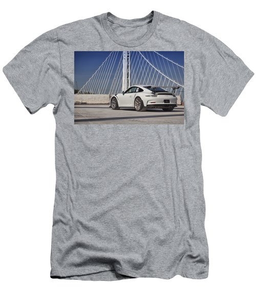 Porsche Gt3rs Men's T-Shirt (Athletic Fit)