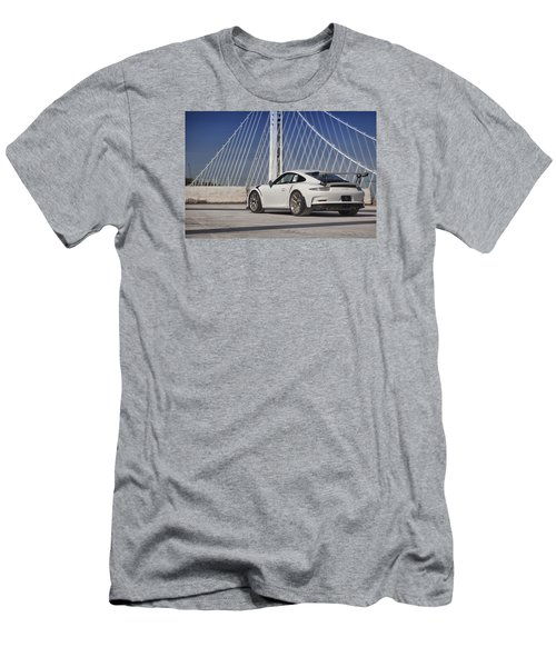 Porsche Gt3rs Men's T-Shirt (Athletic Fit)