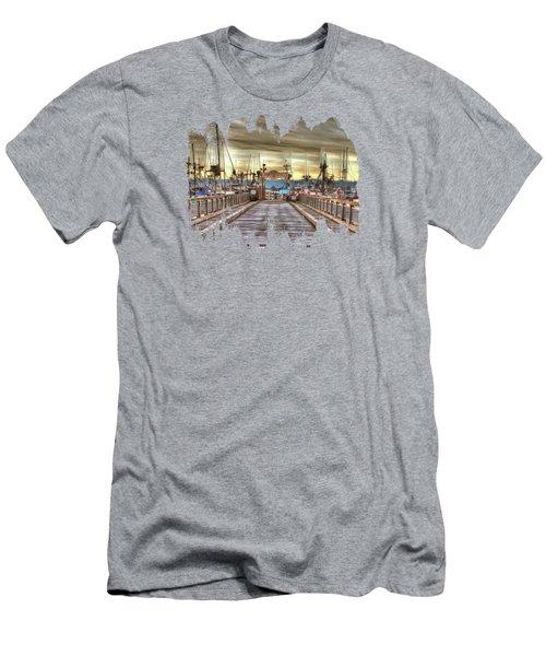 Dock 5 Men's T-Shirt (Athletic Fit)